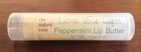 Love Your Lips, Peppermint Lip Butter$3